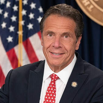 Andrew Cuomo, Governor of New York